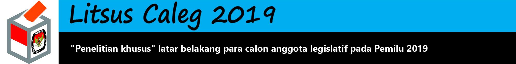 LitsusCaleg2019: Jawa Barat V (Kabupaten Bogor)